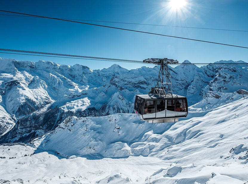 [Translate to english:] Schilthorn_Piz Gloria_Mürren