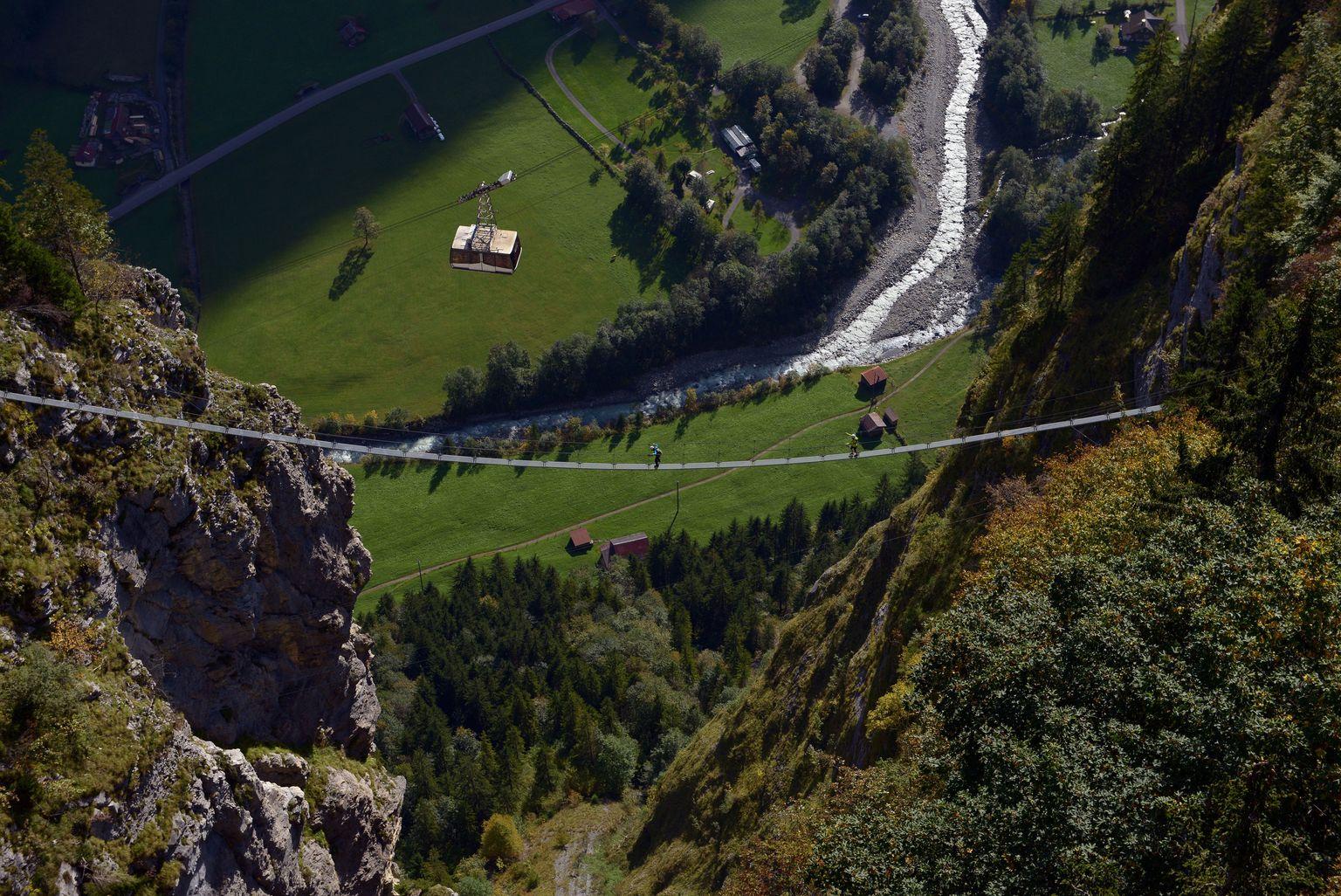 Klettersteig Grindelwald : Klettern grindelwald wengen mürren lauterbrunnen haslital