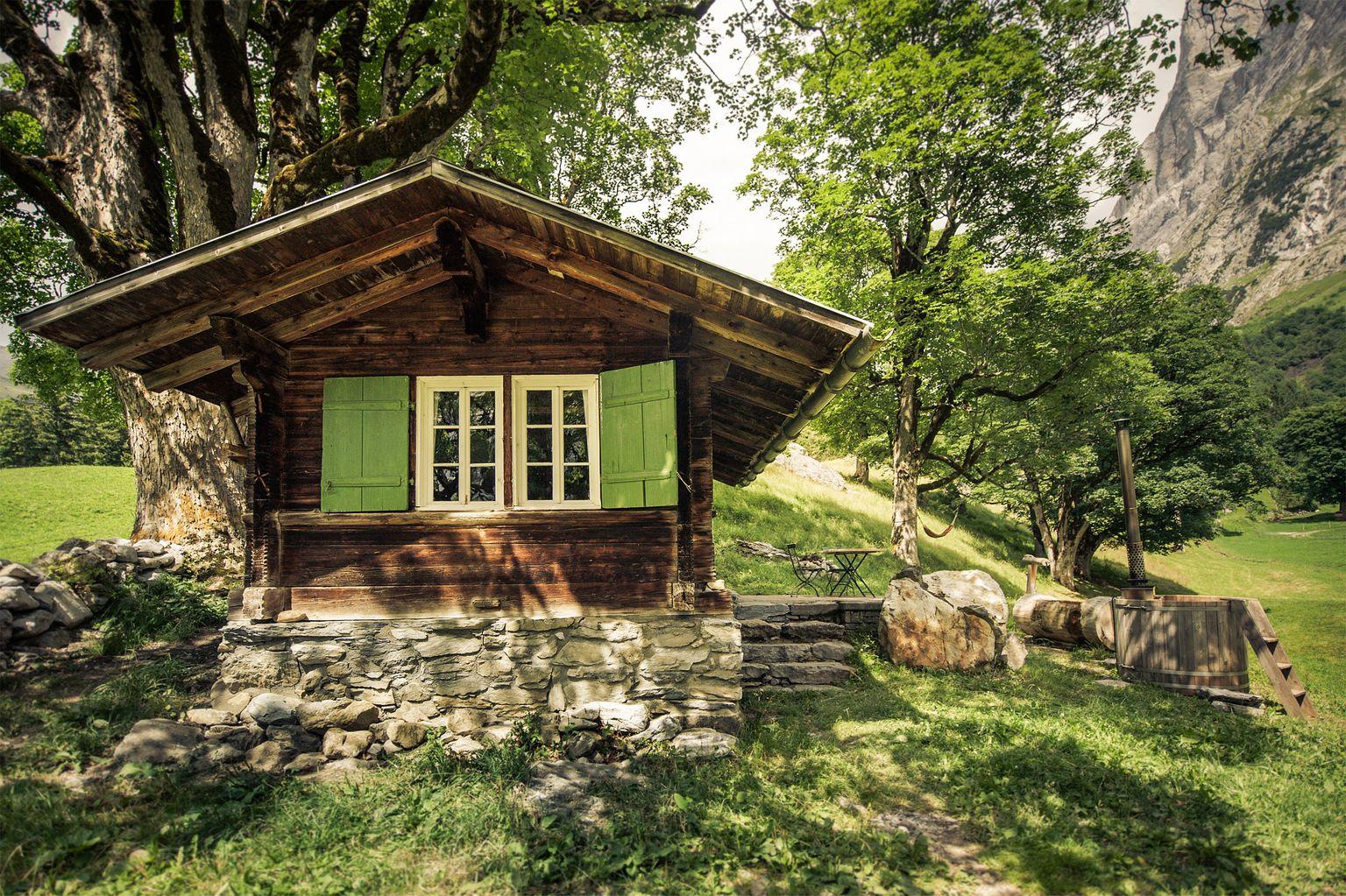 Berghotels & Hütten in der Jungfrau Region finden und buchen