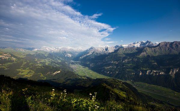 Klettersteig Graustock : Klettersteig graustock grindelwald wengen mürren
