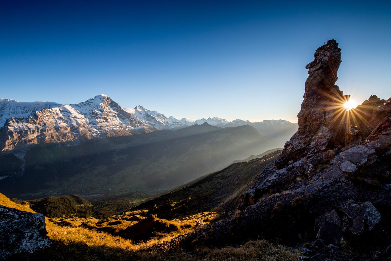 Jungfrau Region in der Schweiz - Einzigartig und vielfältig