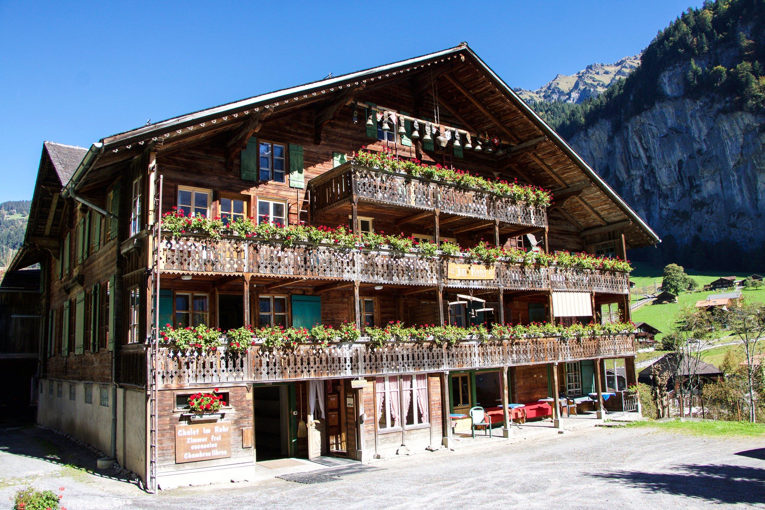 Best Restaurants In Wengen